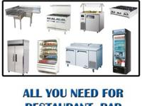 Tons of Restaurant Equipment, Furniture and much more