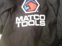 New matco tool coat, Still has tag 2 x. Very warm and