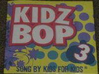 Mcdonald's Happy Meal 2009 Kidz Bop 3 5 Songs 1.