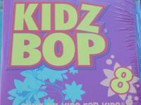 Mcdonald's Happy Meal 2009 Kidz Bop 8 5 Songs 1.