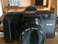 have a new camera in a case meikai ar-4367 for sale for