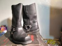 THESE ARE SIZE 9 MENS RIVER ROAD RANGER HARNESS