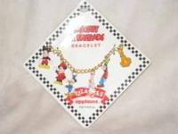NEW ~ Mickey & Friends Charm Bracelet $4.00 Located