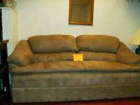 COMFY SOFA - COME CHECK IT OUT! PILLOW TOP SEATING