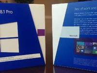 New sealed Microsoft Windows 8.1 Professional FULL