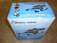 NEW MINI STEPPER SHAPE AND TONE YOUR ENTIRE BODY NEW
