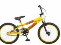 "We have a ""Mongoose Boy's Strike Bicycle (Yellow)"""
