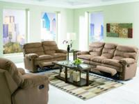 BRAND NEW SOFA AND LOVESEAT SET THAT RECLINES!!!
