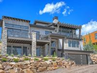 This new construction home is located in a quiet cul de