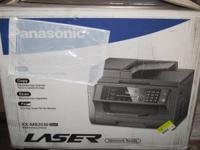 Multifunction High Speed Laser Fax Machine 2-Line
