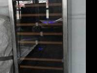'NEW'. 187 Bottle N'Finity Pro Wine Cooler/Cellar.