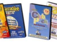 NEW Never Opened Karaoke Super CDG Disc - Starting At