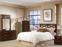 Come see for yourself this brand new bedroom set.