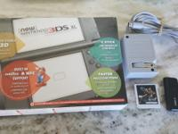 I have a New Nintendo 3DS Black XL for sale. Like New