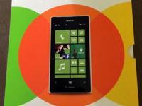 Brand NEW unopened Brightspot Nokia Lumia 521