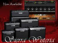 We are NOW brining in Line 6 Crawler Guitar Amplifiers