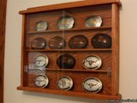 These belt buckle display case?s are new and will hold