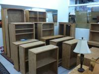 NEW OAK FURNITURE JUST ARRIVED!!! UNPAINTED  New