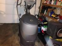 I have a new excellent Octane Fitness for sale. I