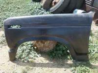 Brand new factory OEM left and right front fenders and