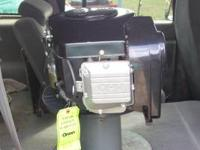 NEW ONAN ELITE OHV 14HP VERTICAL ENGINE. THIS WAS