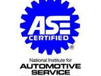 I am an ASE certified mechanic with a degree in