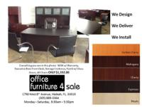 OfficeFurniture4Sale.com launched its brick & mortar