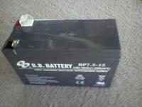 I have new and lightly used batteries for sale. Used