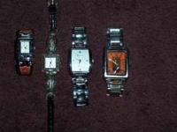 New Geneva Dress Mens and womens Watches OU and OSU