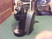 New Out of box Keurig Coffee Maker was used for display
