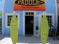 PADDLE! the Florida Keys, has a huge inventory of new