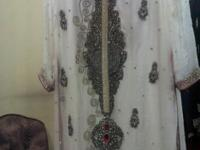 Brand new wedding maxi. Ready made and Located in the