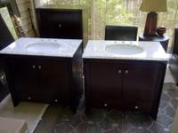 This is a brand new 7 piece Pegasus bathroom set