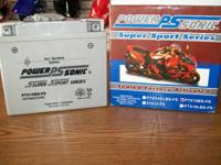Power-Sport batteries wholesale to the public. This