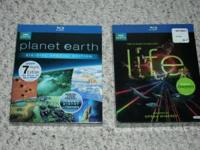 I have a new, unopened box set of Planet Earth Special