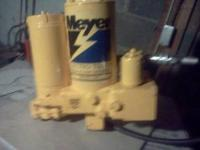I have a plow pump for sale excellant price $400.00
