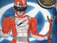"New Power Ranger ""Operation Overdrive"" Costumes with"