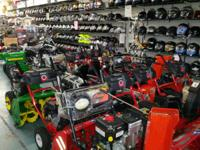 Authorized ARIENS Sno-Thro Dealer New MTD, Ariens,