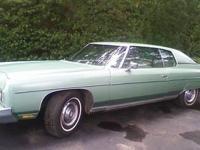 Condition: Used Exterior color: Green Interior color: