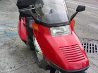 NEW PRICE 1999 Honda Helix 250cc, water cooled, 24000