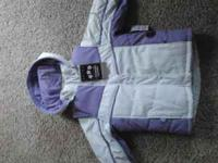 BRAND NEW WITH TAGS. Girls size M 10/12 winter coat.