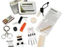 PROFORCE COMBAT SURVIVAL TIN This is an essential kit