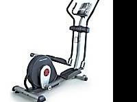 NEW PROFORM ELLIPTICAL 500 LE FOR SALE (WITH JILLIAN