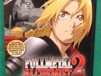 NEW PS2 Full Metal Alchemist 2 - Curse Of The Crimson