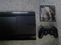 """Last Of United States"" PS3 Bundle for sale. I"
