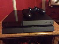 Selling New PS4 with game of your choice i have 7 to
