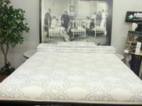 "NEW PERFECT 4"" MEMORY FOAM QUEEN MATTRESS TOPPER. MAKES"