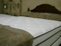 We have a Queen size pillow-top mattress set with 2220
