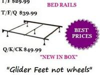 BED RAILS NEW IN BOX  Twin/Full $29.99►  in
