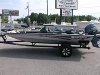 2014 Ranger RT178C powered by a Yamaha 70 four stroke!